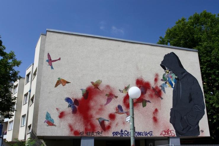Don John, Street Art, Berlin, Germany