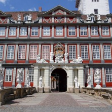 Wolfenbüttel Palace, Germany