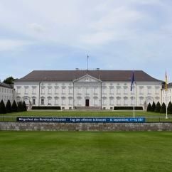 Presidential Palace, Schlosse Bellevue, Berlin, Germany