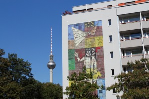 East German art, Berlin, Germany
