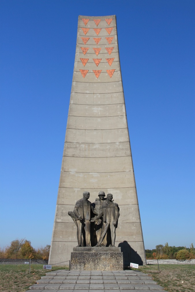 Soviet-era memorial, Sachsenhausen Concentration Camp