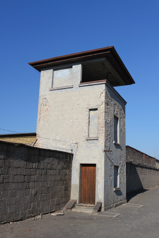 Watchtower, Sachsenhausen Concentration Camp