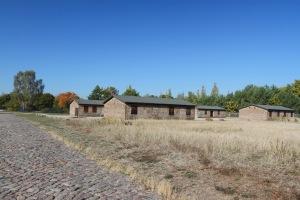 Soviet area, Sachsenhausen Concentration Camp