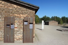 Soviet area, Sachsenhausen Concentration Camp
