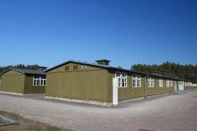Barracks, Sachsenhausen Concentration Camp
