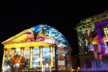 Bebelplatz, Festival of Lights, Berlin