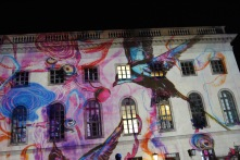 Humboldt University, Festival of Lights, Berlin