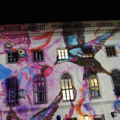 Humboldt University, Festival of Lights, Berlin