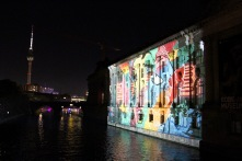 Museum Island, Festival of Lights, Berlin