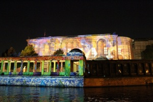Museum Island, Festival of Lights, Berlin