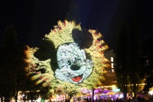 Mickey Mouse, Festival of Lights, Berlin