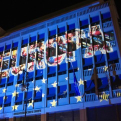 Europa, Festival of Lights, Berlin