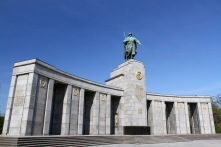 Soviet Memorial, Tiergarten, Berlin, Germany