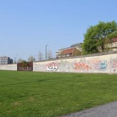 Berlin Wall Memorial, Berlin, Germany