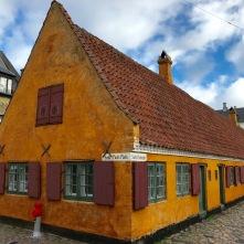 Nyboder, Copenhagen, Denmark