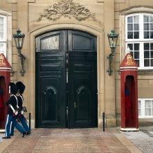 Amalienborg, Copenhagen, Denmark