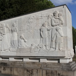 Soviet War Memorial, Treptower Park, Berlin, Germany