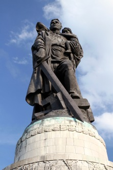 Soviet War Memorial, Treptower Park, Berlin, Germany