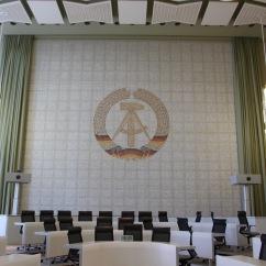 Former East German Parliament building, Berlin, Germany