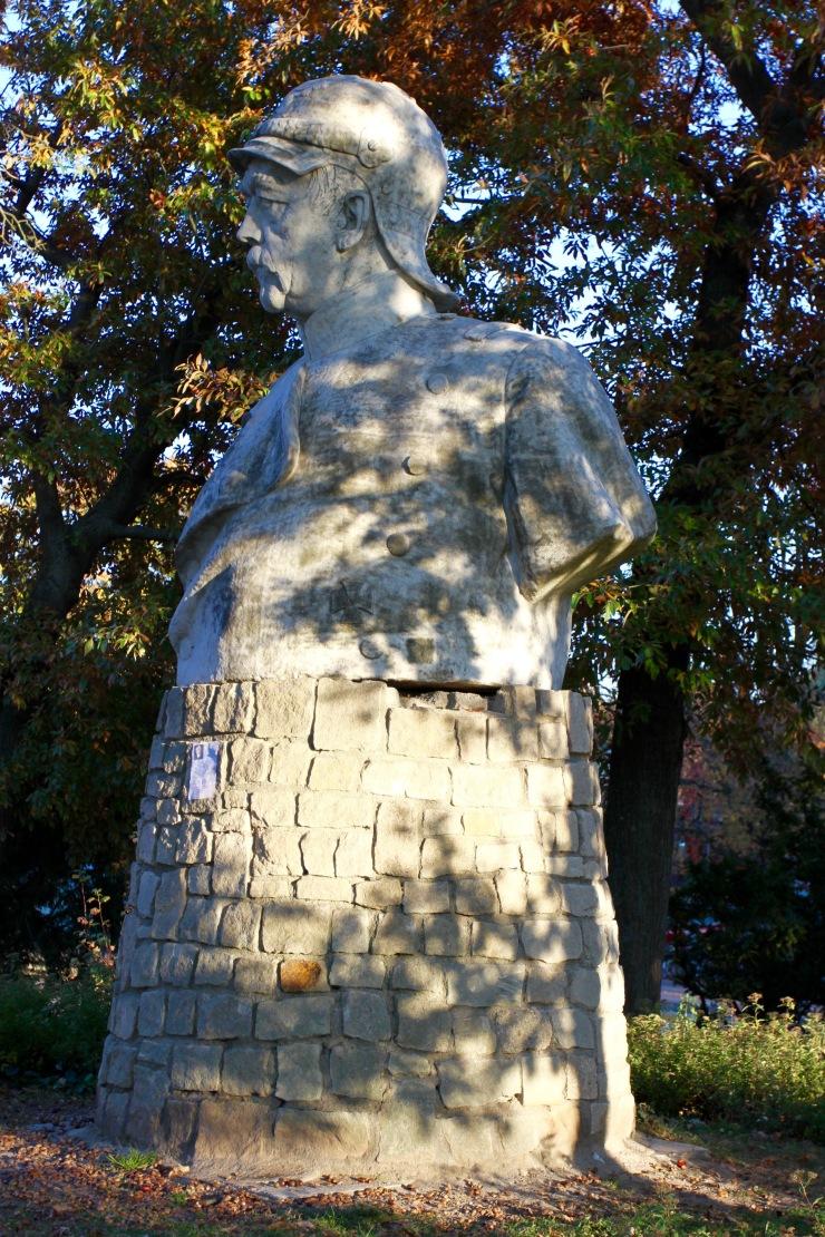 Statue of Bismarck, Wannsee, Berlin