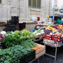Market, Syracuse, Sicily, Italy