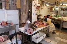 Fish market, Syracuse, Sicily, Italy