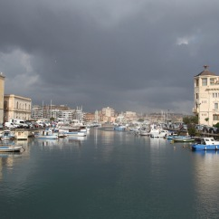 Harbour, Syracuse, Sicily, Italy