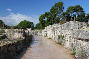 Parco Archeologico Neapolis, Syracuse, Sicily, Italy