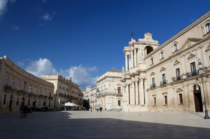 Duomo di Siracusa, Syracuse, Sicily, Italy