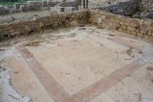 Mosaics, Ancient Greek city of Morgantina, Sicily, Italy