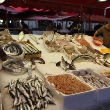 La Pescheria fishmarket, Catania, Sicily, Italy