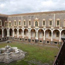 Benedictine Monastery, Catania, Sicily, Italy