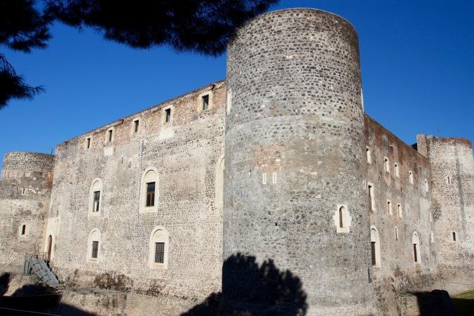 Ursino Castle, Catania, Sicily, Italy