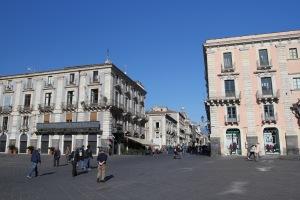 Via Etna, Catania, Sicily, Italy