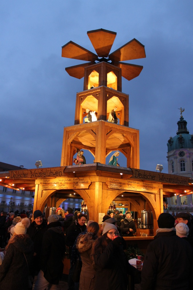 Charlottenburg Xmas Market, Berlin, Germany