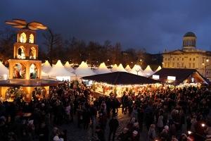 Charlottenburg Xmas Market, Berlin, Germany
