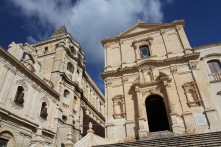 The Church of St.Francis of Assisi, Noto, Sicily, Italy