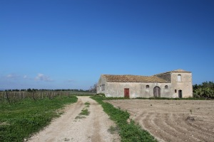Farm house close to Marzamemi, Sicily, Italy