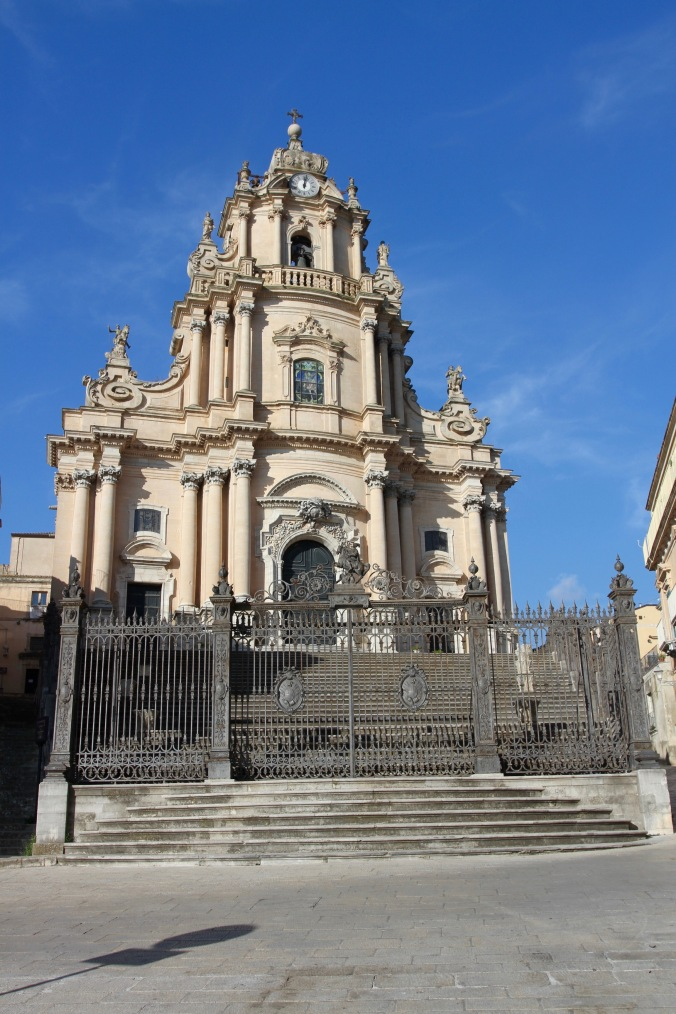 Duomo di San Giorgio. Ragusa, Sicily, Italy