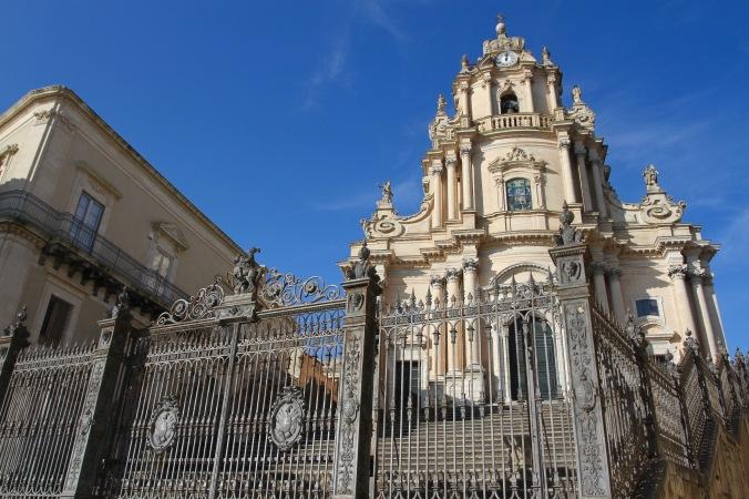Cathedral, Ragusa Ibla, Sicily, Italy