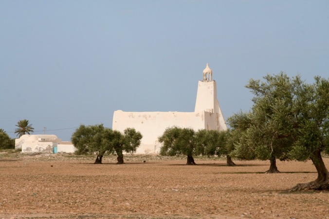 Mosque, Djerba, Tunisia