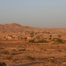 Landscape near Tataouine, Tunisia