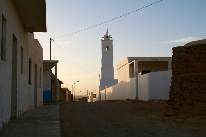 Village near Tataouine, Tunisia