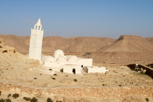 Mosque of the Seven Sleepers, Chenini, Tunisia