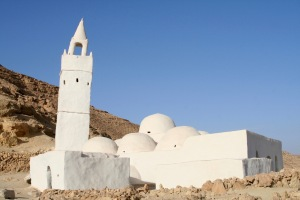 Mosque of the Seven Sleepers, Chenini, Tataouine, Tunisia