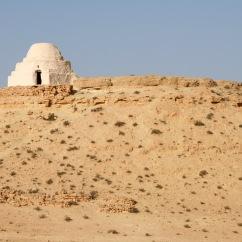 Ancient Berber village of Chenini, Tataouine, Tunisia
