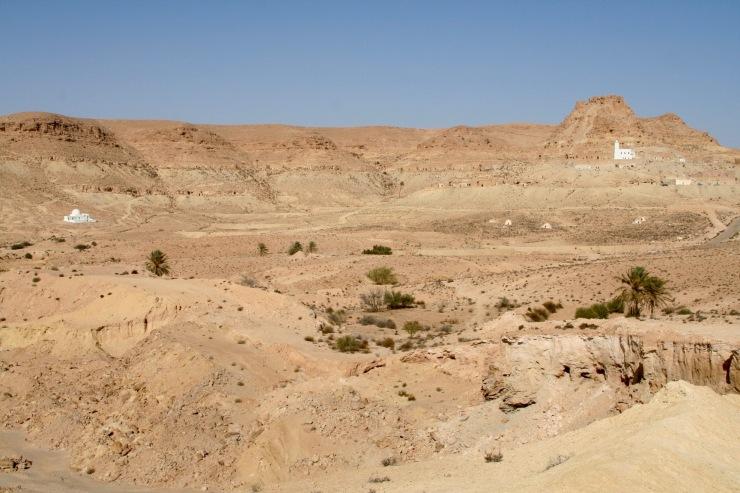 Berber village of Douiret, Tataouine, Tunisia