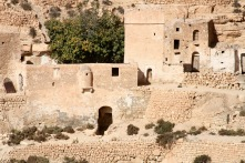 Berber village of Douiret, Tataouine, Tunisia
