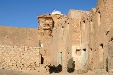 Old man near Ksar Guermessa, Tataouine, Tunisia