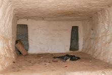 Troglodyte homes, Ksar Guermessa, Tataouine, Tunisia